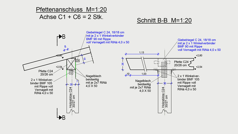Werkplan Stahlbau